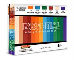 Essential Basic & Primary Colors Set 2