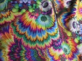 Stoff, Tynt polyester
