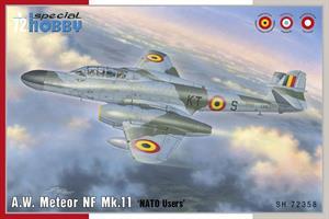 A.W Meteor NF Mk. 11