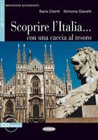 Scoprire l'Italia... con una caccia al tesoro, novelle med CD