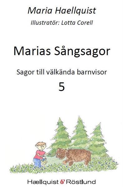 Marias Sångsagor, Häfte 5 - pdf