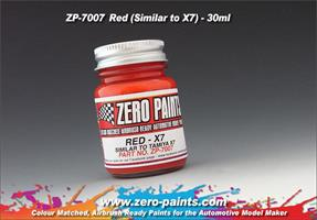 Red Paint 30ml