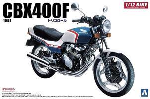 Honda CBX400F 1981 Tricolor