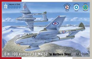 DH. 100 Vampire FB.52