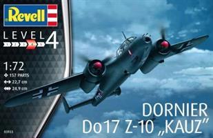 Dornier Do-17Z-10