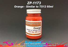 Orange Paint (Similar to TS12) 60ml