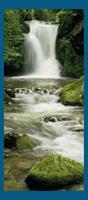 Komar fototapet Ellowa Falls