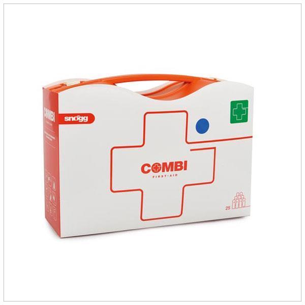 Førstehjelpskoffert Combi Blue