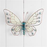 Fjäril att hänga, självlysande