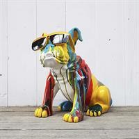 Hund Bulldog