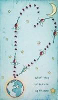 Marianne Gudem-Glad i deg til månen