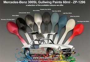 Mercedes-Benz 300SL / Light Blue DB334
