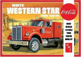 Coca-Cola White Western Star