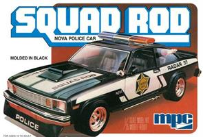 1979 Chevy Nova Squad Rod Police Car