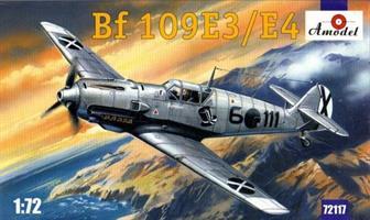 Bf 109 E-3/E-4