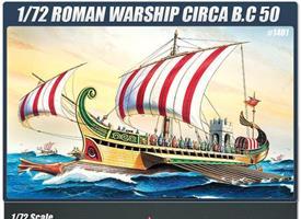 Romersk krigs skip