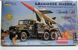 LaCrosse Missile SSP