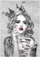 LIz Ravn - The Queen, Silver