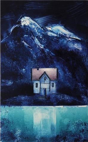 Svein Erik Larsen-Hus under fjell III