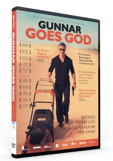 Gunnar Goes God DVD
