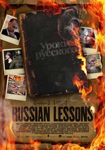 Russian Lessons plakat