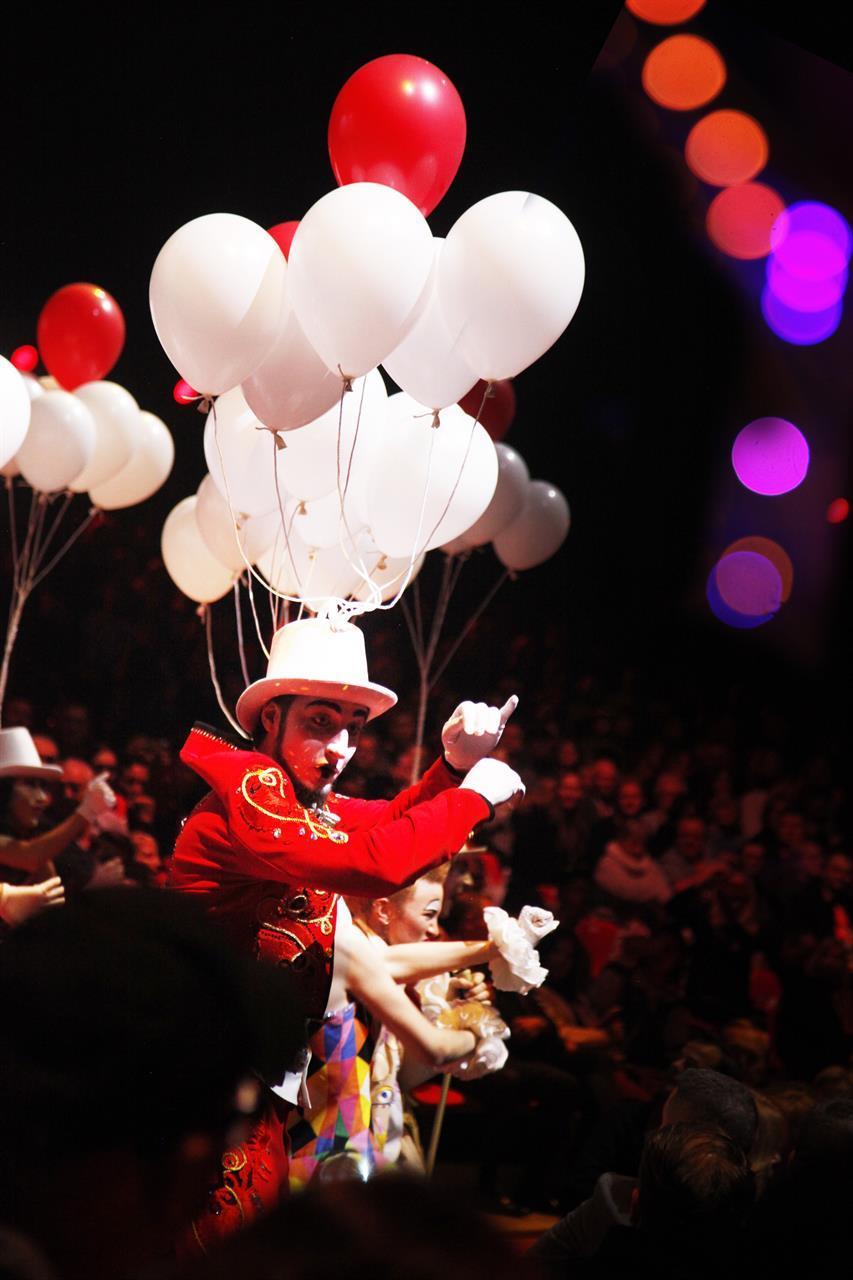 Cirkus Festivalen i Monte Carlo