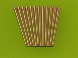 USN 14in/45 (35,6 cm) (12 pcs)