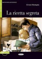 La ricetta segreta, novelle med CD