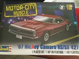 '67 NicKey Camaro® RS™/SS™ 427
