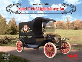 Model T 1912 Light Delivery Car
