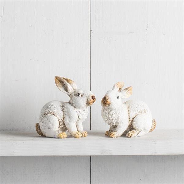 Kaniner sorterat 2 st