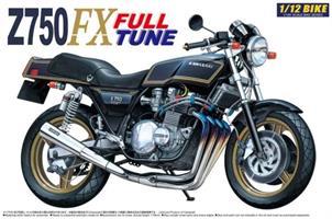 Kawasaki Z750 FX Full Tune