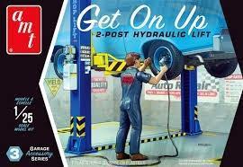 Get On Up Garage Accessory Set #3