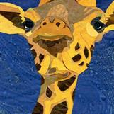 GIRAFF I COLLAGE