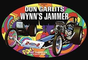 Don Garlits Wynn's Jammer Dragster