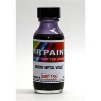 Burnt metal Violet