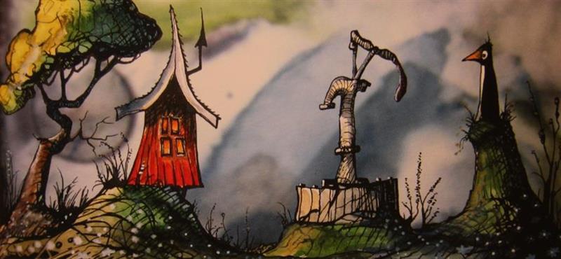 Tor Rafael Raael-Pumpe