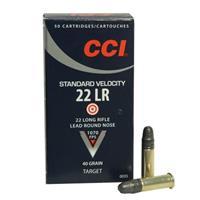 .22LR CCI STANDARD