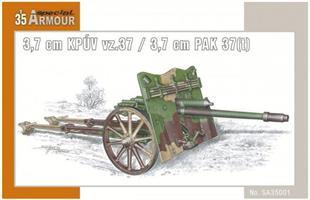 3.7 cm KPUV vz.37 cannon (3,7 cm PAK 37(t))