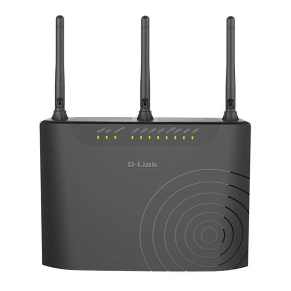 ADSLMODEM+ROUTER, D-LINK DSL-3682
