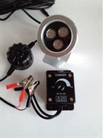 ÅTELBELYSNING GYTTORP 3W LED DIMBAR