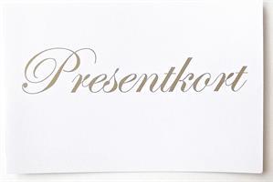 SFB- Presentkort