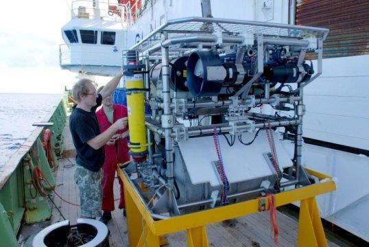Expedition to test new technologies for deep sea deposit exploration