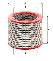 Luftfilter Busch/Rietschle