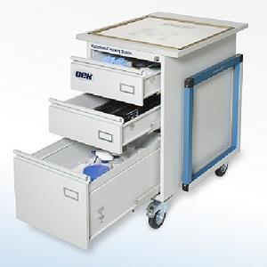 DEK Stensil storage and tools