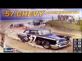 '57 Chevy® Black Widow 2 'n 1