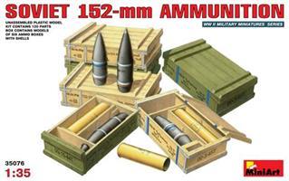SOVIET 152-mm AMMUNITION