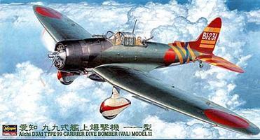 Aichi D3A1 Type 99 (Val) Model 11