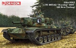 M60A2 Starship Modern AFV Series (Smart Kit)