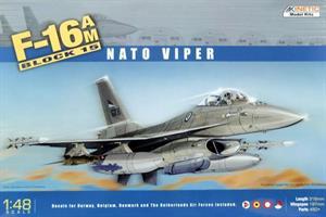 F-16AM BLOCK 15 NATO VIPER